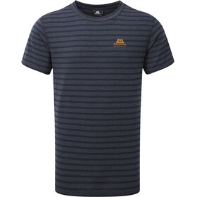 Mountain Equipment M's Groundup Tee Cosmos Stripe